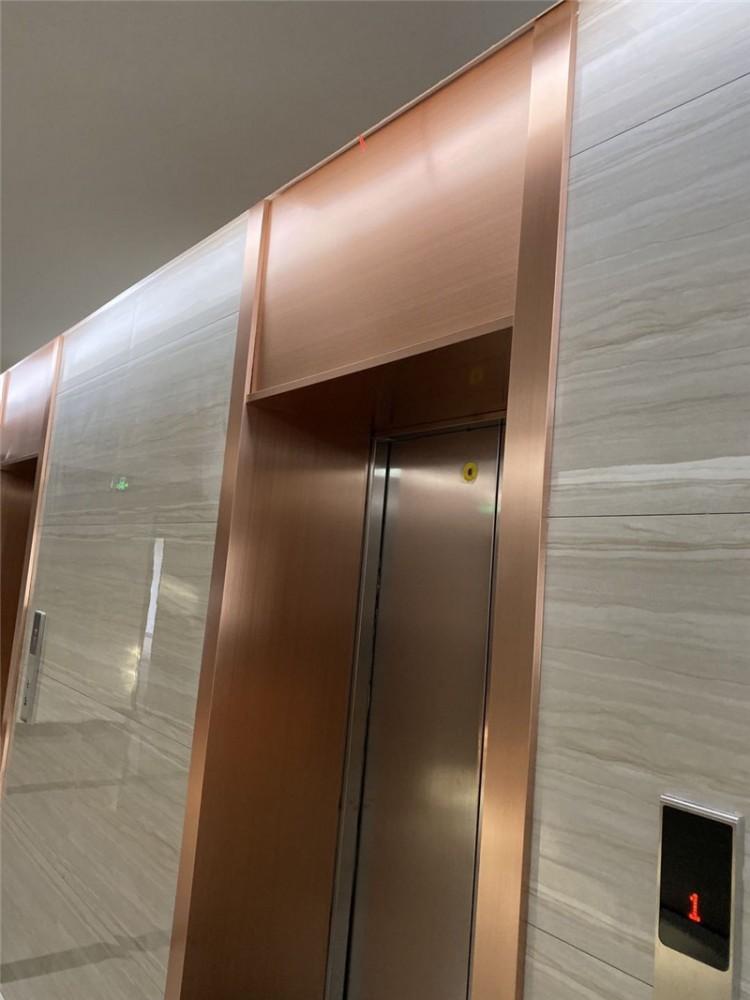 不锈钢电梯套